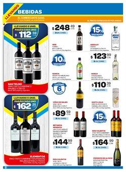 Ofertas de Vodka en Carrefour Maxi