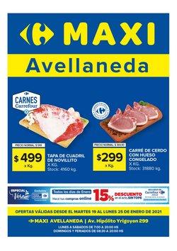 Catálogo Carrefour Maxi en Recoleta ( 2 días publicado )