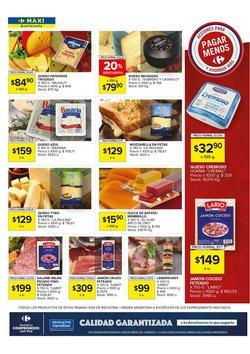 Ofertas de Jamón en Carrefour Maxi