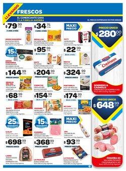 Ofertas de Papas en Carrefour Maxi