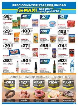 Ofertas de Pollo en Carrefour Maxi