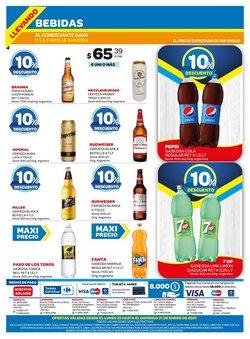 Ofertas de Gaseosas en Carrefour Maxi