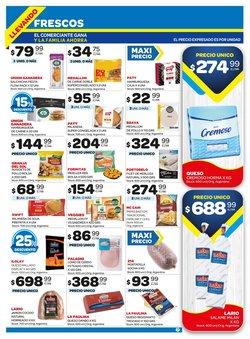 Ofertas de Salchichas en Carrefour Maxi