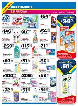 Ofertas de Limpiadores en Carrefour Maxi