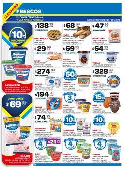 Ofertas de Queso crema en Carrefour Maxi