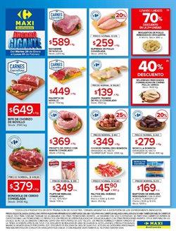 Ofertas de Filetes de merluza en Carrefour Maxi