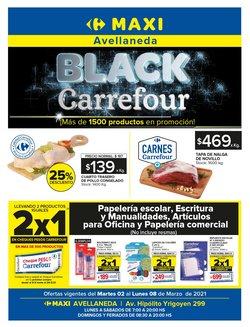 Catálogo Carrefour Maxi en Lomas de Zamora ( Publicado ayer )