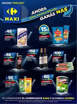 Catálogo Carrefour Maxi ( Publicado hoy)