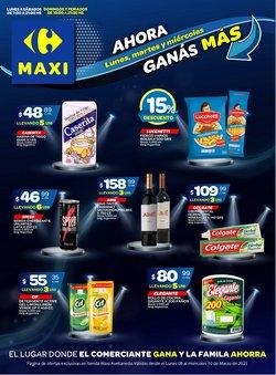 Catálogo Carrefour Maxi ( Publicado ayer )