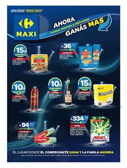 Catálogo Carrefour Maxi ( 2 días publicado )