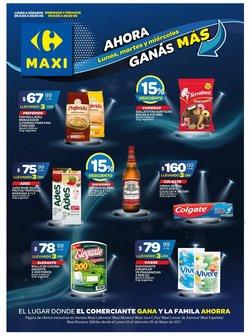 Catálogo Carrefour Maxi ( 2 días más)