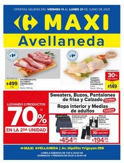 Ofertas de Carrefour en el catálogo de Carrefour Maxi ( 7 días más)
