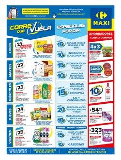 Ofertas de Hiper-Supermercados en el catálogo de Carrefour Maxi ( 4 días más)
