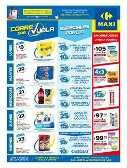 Ofertas de Hiper-Supermercados en el catálogo de Carrefour Maxi ( Vence hoy)