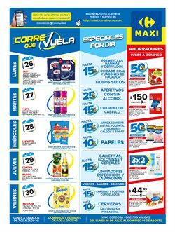 Ofertas de Hiper-Supermercados en el catálogo de Carrefour Maxi ( Publicado ayer)
