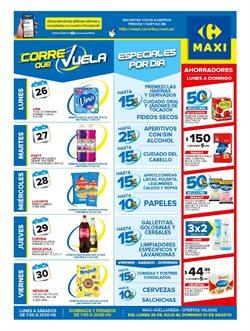 Ofertas de Carrefour Maxi en el catálogo de Carrefour Maxi ( Vence hoy)