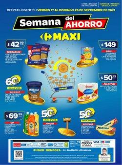 Ofertas de Carrefour en el catálogo de Carrefour Maxi ( 6 días más)