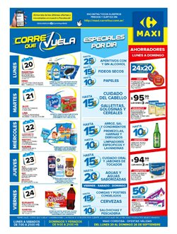 Ofertas de Hiper-Supermercados en el catálogo de Carrefour Maxi ( 3 días más)