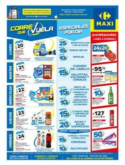 Ofertas de Carrefour en el catálogo de Carrefour Maxi ( Publicado ayer)