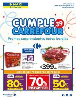 Ofertas de Carrefour en el catálogo de Carrefour Maxi ( 3 días más)