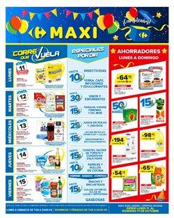 Ofertas de Carrefour en el catálogo de Carrefour Maxi ( 2 días más)