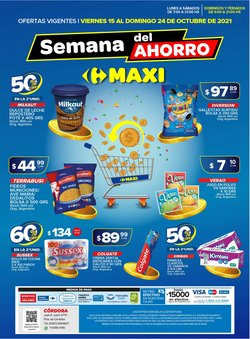 Ofertas de Carrefour Maxi en el catálogo de Carrefour Maxi ( 3 días más)