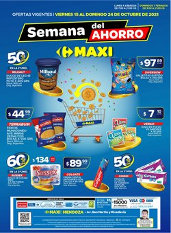 Ofertas de Carrefour Maxi en el catálogo de Carrefour Maxi ( Publicado ayer)