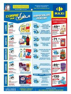 Catálogo Carrefour Maxi ( 3 días más)