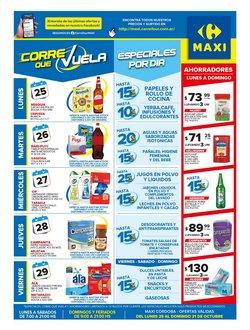 Ofertas de Carrefour en el catálogo de Carrefour Maxi ( Publicado hoy)