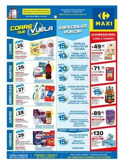 Ofertas de Carrefour Maxi en el catálogo de Carrefour Maxi ( Publicado hoy)