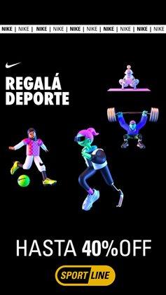 Catálogo Sportline en Buenos Aires ( Caducado )