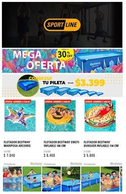 Catálogo Sportline en Buenos Aires ( 14 días más )
