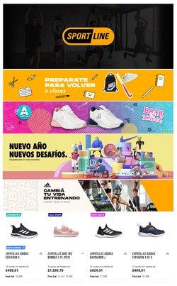 Catálogo Sportline en San Justo (Buenos Aires) ( Caducado )