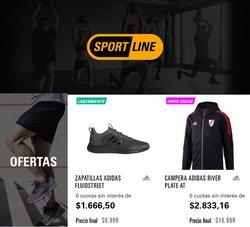 Catálogo Sportline ( 20 días más)