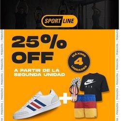 Catálogo Sportline ( Vence mañana)