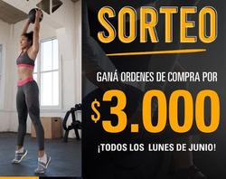 Cupón Sportline en Quilmes ( 2 días publicado )