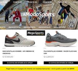 Catálogo Mega Sport ( 15 días más)