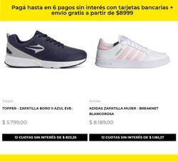 Ofertas de Adidas en el catálogo de Mega Sport ( Publicado ayer)