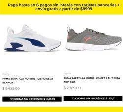 Ofertas de Puma en el catálogo de Mega Sport ( 5 días más)