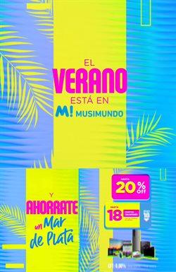 Catálogo Musimundo en Salta ( 7 días más )