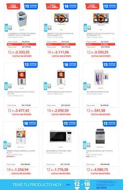 Ofertas de Electrónica y Electrodomésticos en el catálogo de Musimundo ( 6 días más )