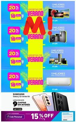 Ofertas de Electrónica y Electrodomésticos en el catálogo de Musimundo en Buenos Aires ( Caduca hoy )