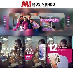 Catálogo Musimundo ( Vence hoy)