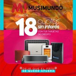 Catálogo Musimundo ( Publicado hoy)