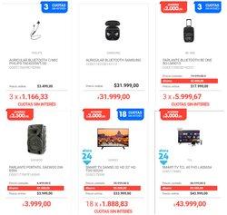 Ofertas de Samsung en el catálogo de Musimundo ( 15 días más)
