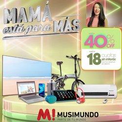Catálogo Musimundo ( 3 días más)