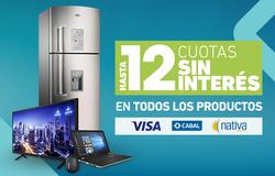 Ofertas de Informática y electrónica  en el folleto de Musimundo en Cosquín
