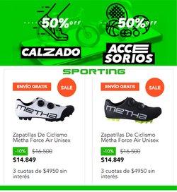 Ofertas de Sporting en el catálogo de Sporting ( Vence hoy)