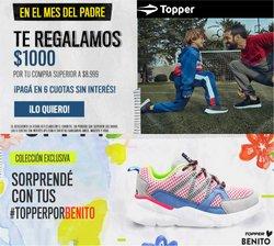 Catálogo Topper ( 3 días más)