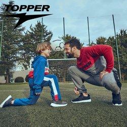 Ofertas de Topper en el catálogo de Topper ( 5 días más)